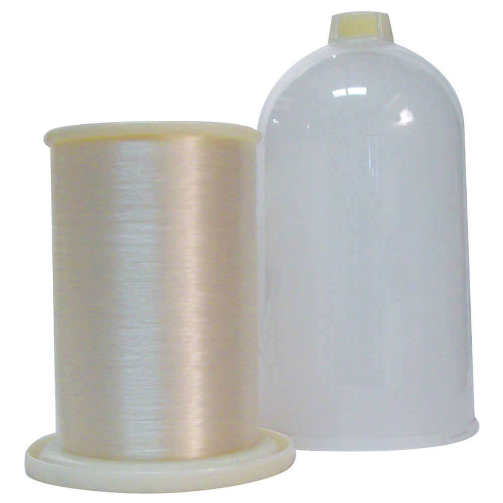 Monofilament Thread And Canister Cover Action Upholstery