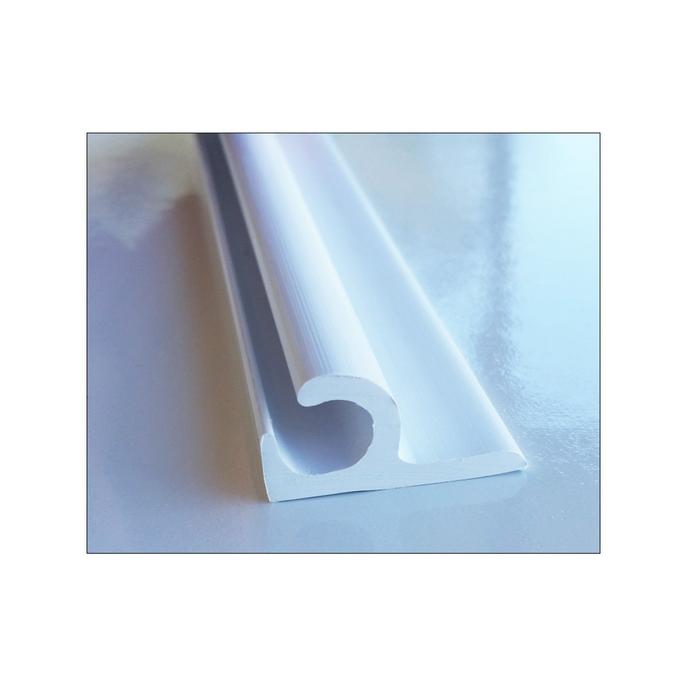 Plastic Awning Rail Track Action Upholstery Supply