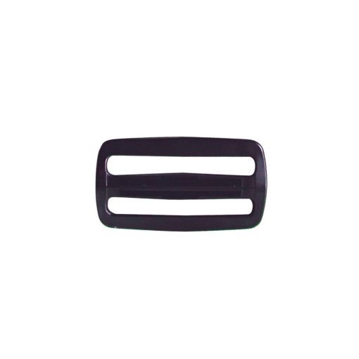 "2"" Black Derlin Buckle F 96993"