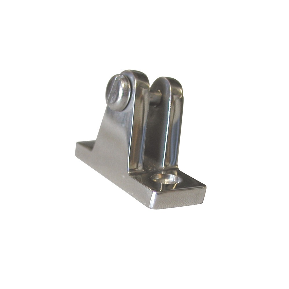 Angled Base Deck Hinge (bolt) F V6635