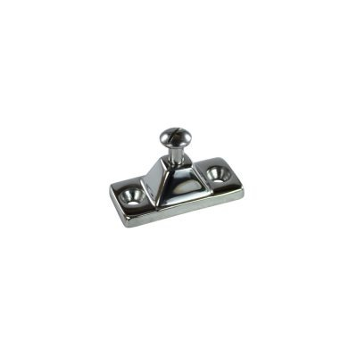 Side Mount Stainless Steel Deck Hinge With Bolt F V88323