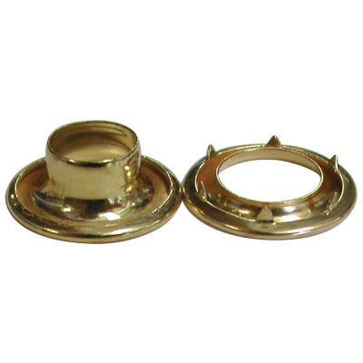 Rolled Rim Grommets and Spur Washers GRS