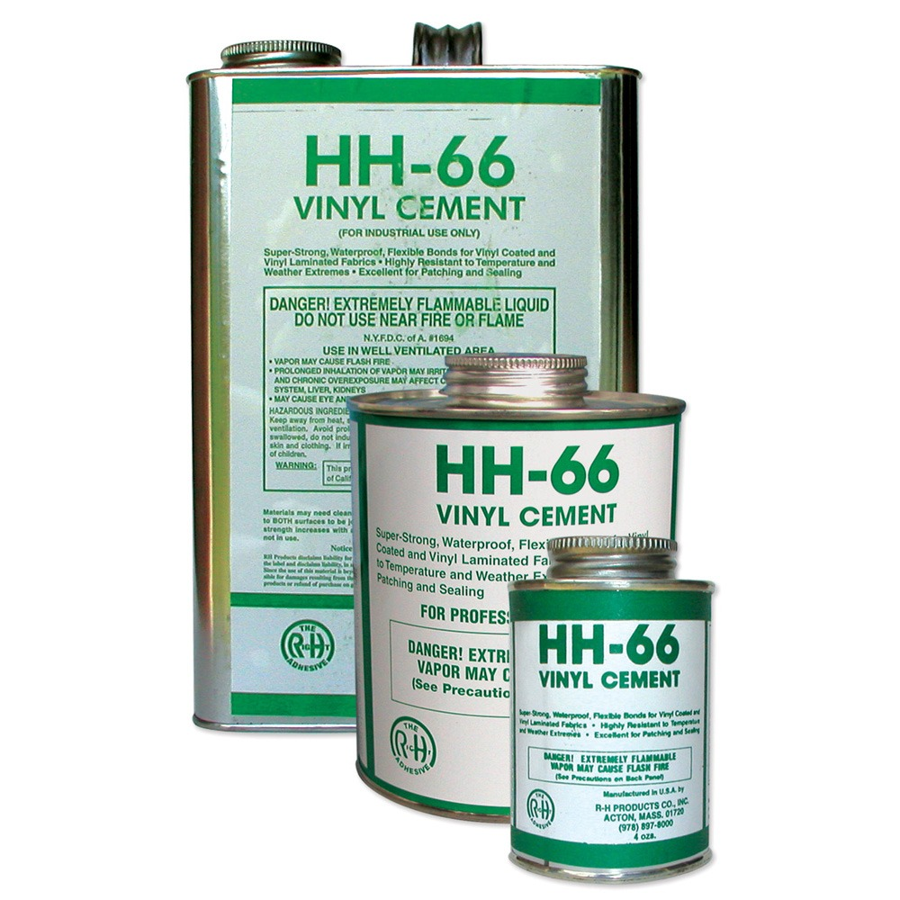 Hh66 Vinyl Cement Action Upholstery Supply