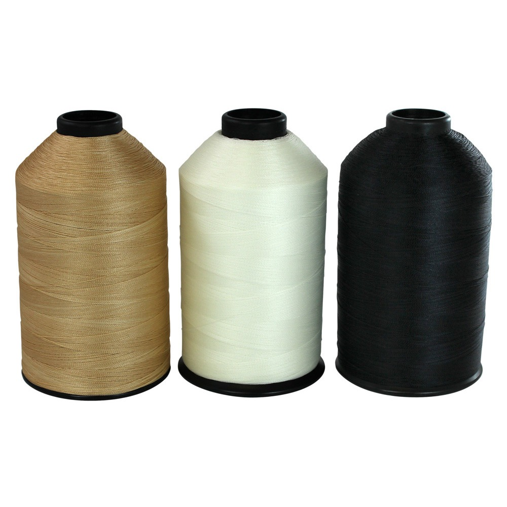 46 Nylon Thread on different carpet padding