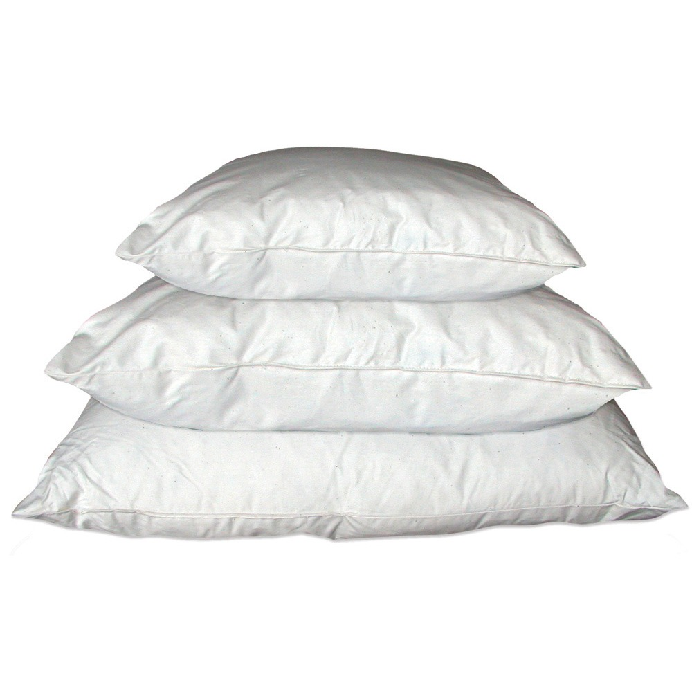 Goose Down and Feather Pillow Forms PFDF