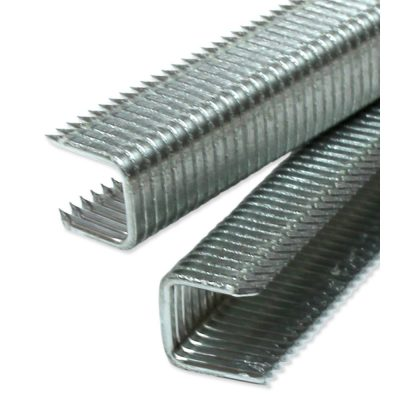 "Staples - 3/8"" Galvanized Divergant Point STEB9210MD"