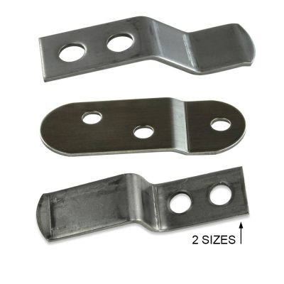 Stainless Steel Bolster Clips F Z