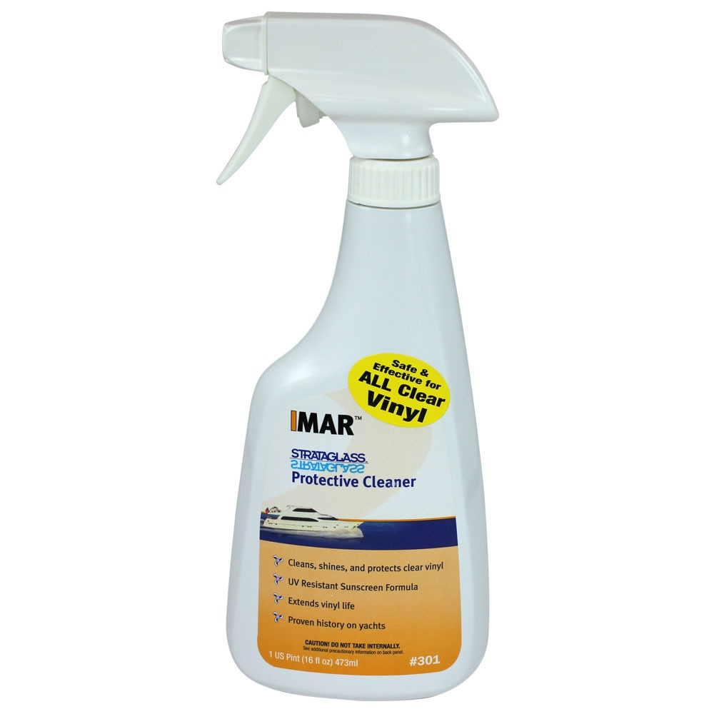 Imar Strataglass Protective Cleaner Action Upholstery Supply