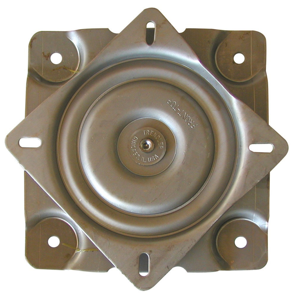 "7"" Square Swivel Plates SW74L3"