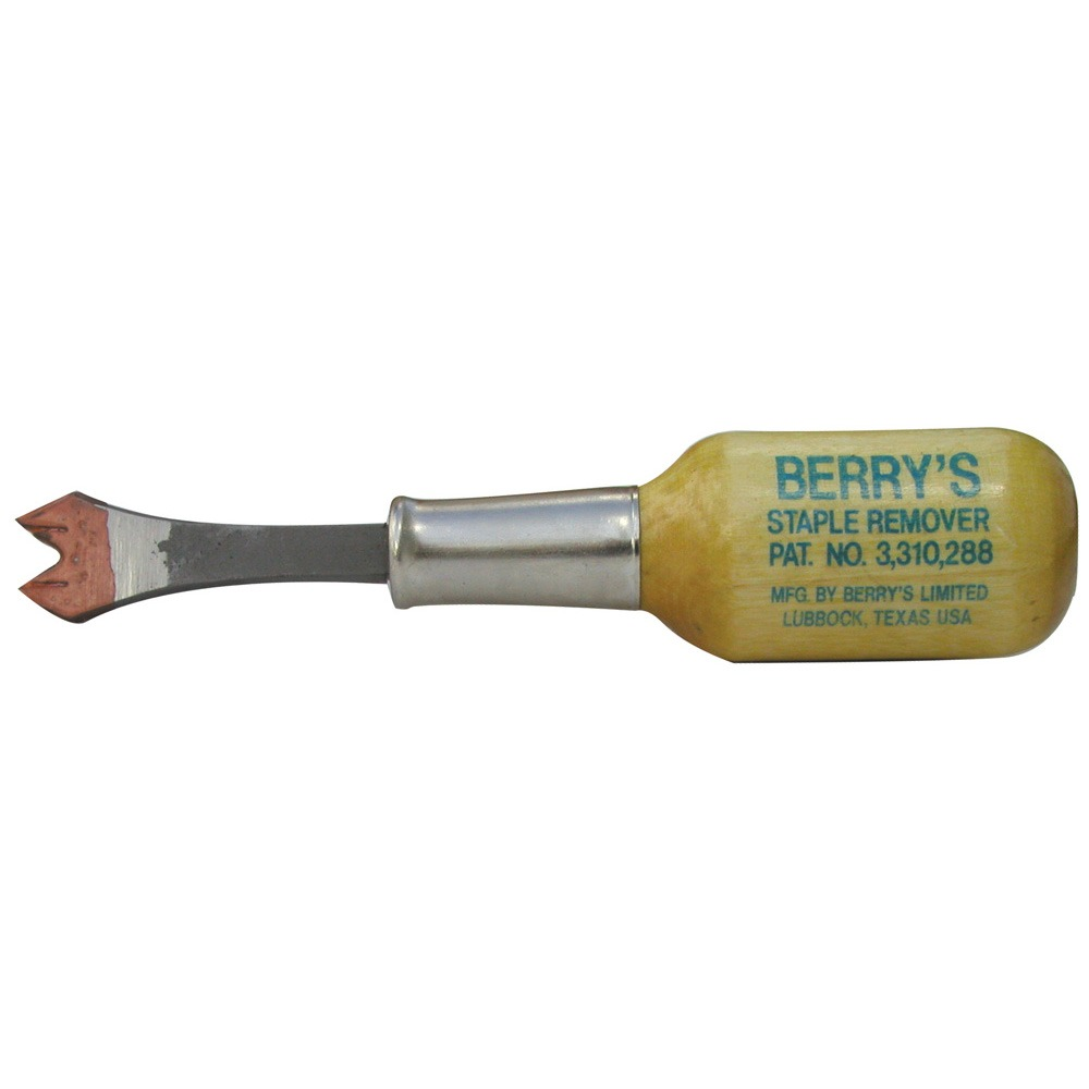 Berry Staple Puller Action Upholstery Supply