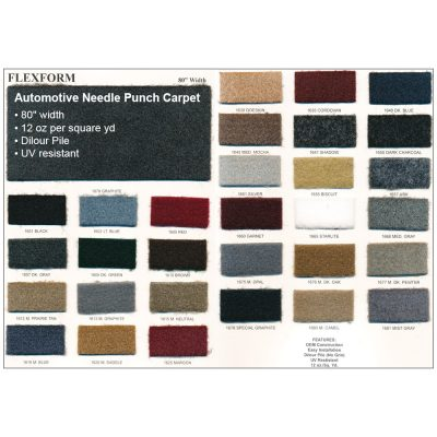 Flexform Action Upholstery Supply