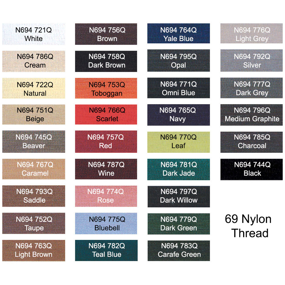 69 Nylon Thread N694