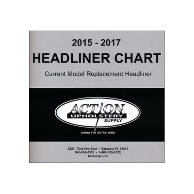 Auto Headliner Aftermarket