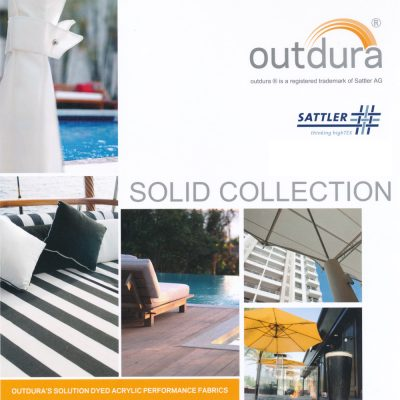 Outdura Solid Collection