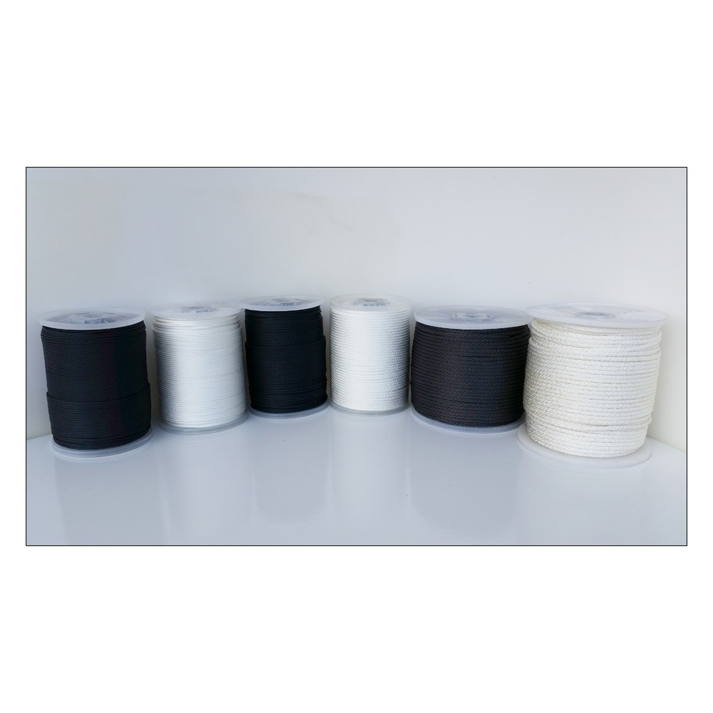 Solid Braid Nylon Cord Action Upholstery Supply