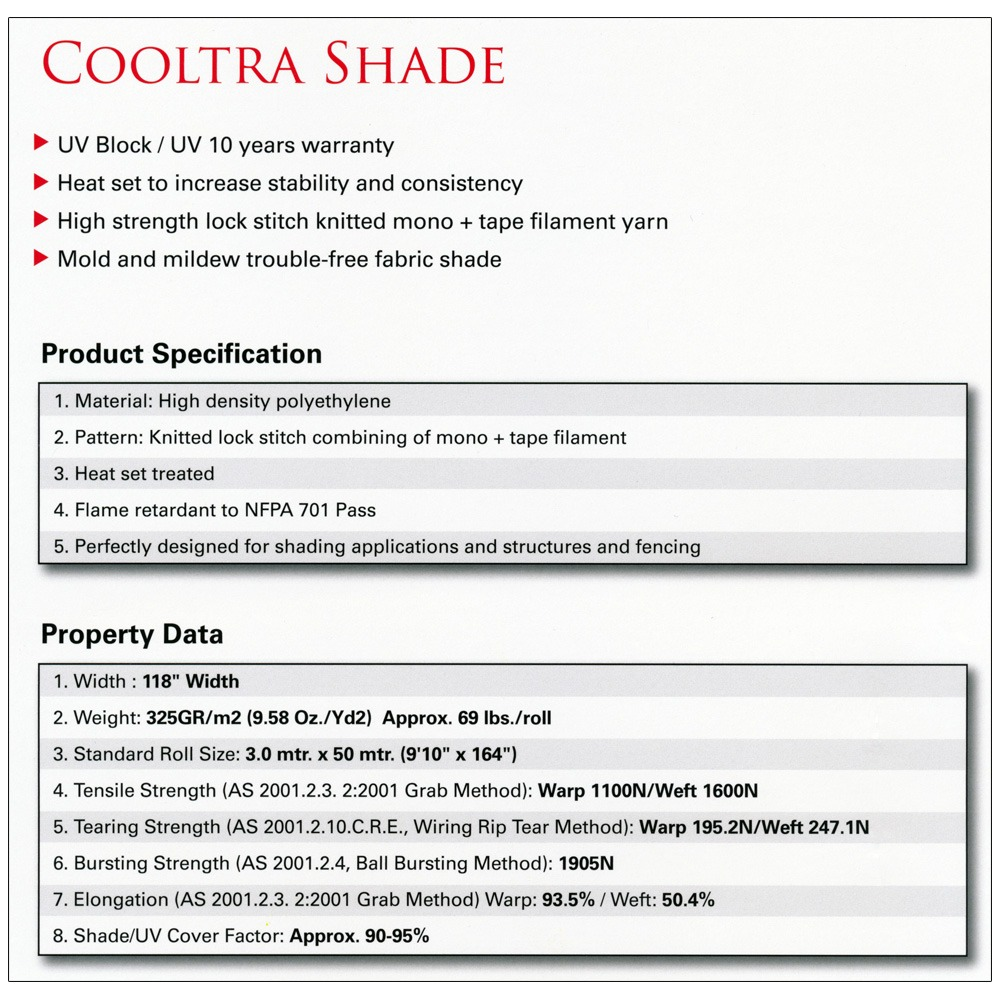 Cooltra Shade
