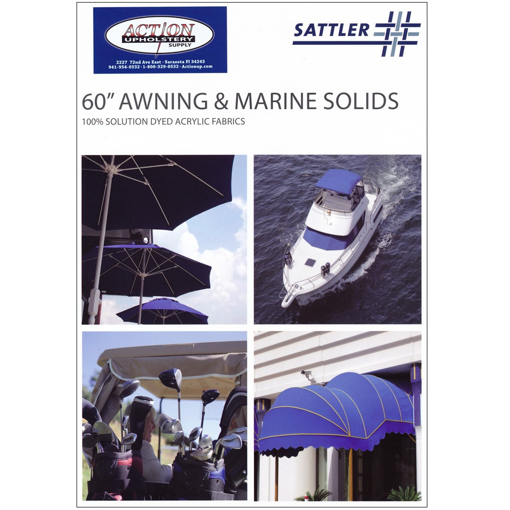 Outdura Awning Marine Solids