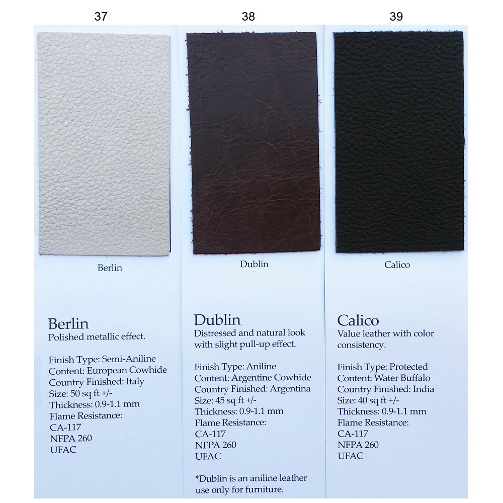 European Leather Hides