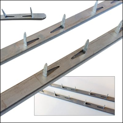 Tack Strip with padding